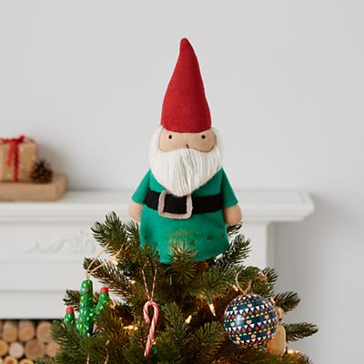 High Point Tree Topper (Gnome)