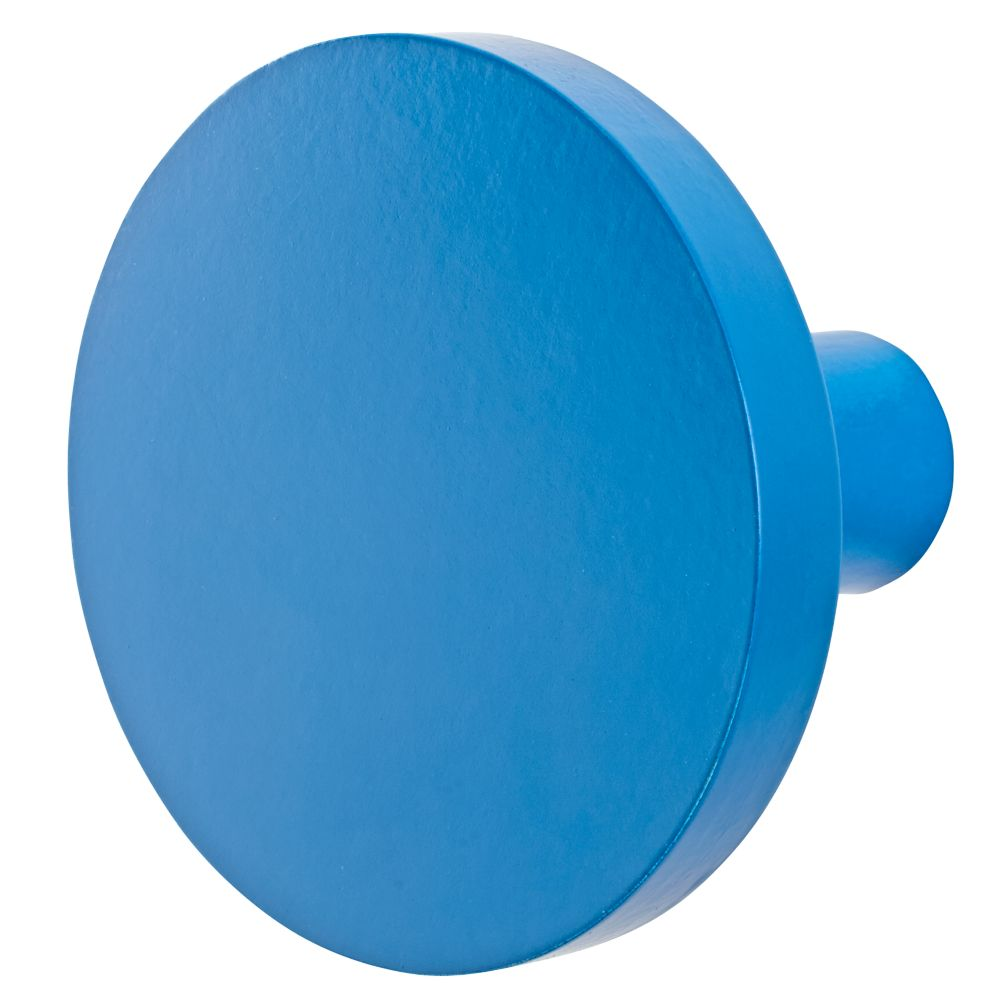 Can't Miss Wall Knob (Dark Blue)