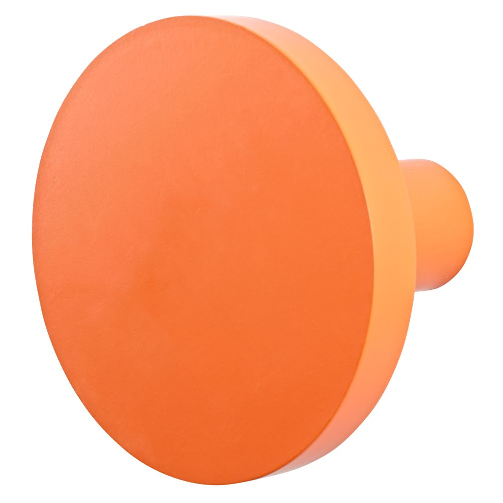 Can't Miss Wall Knob (Orange)