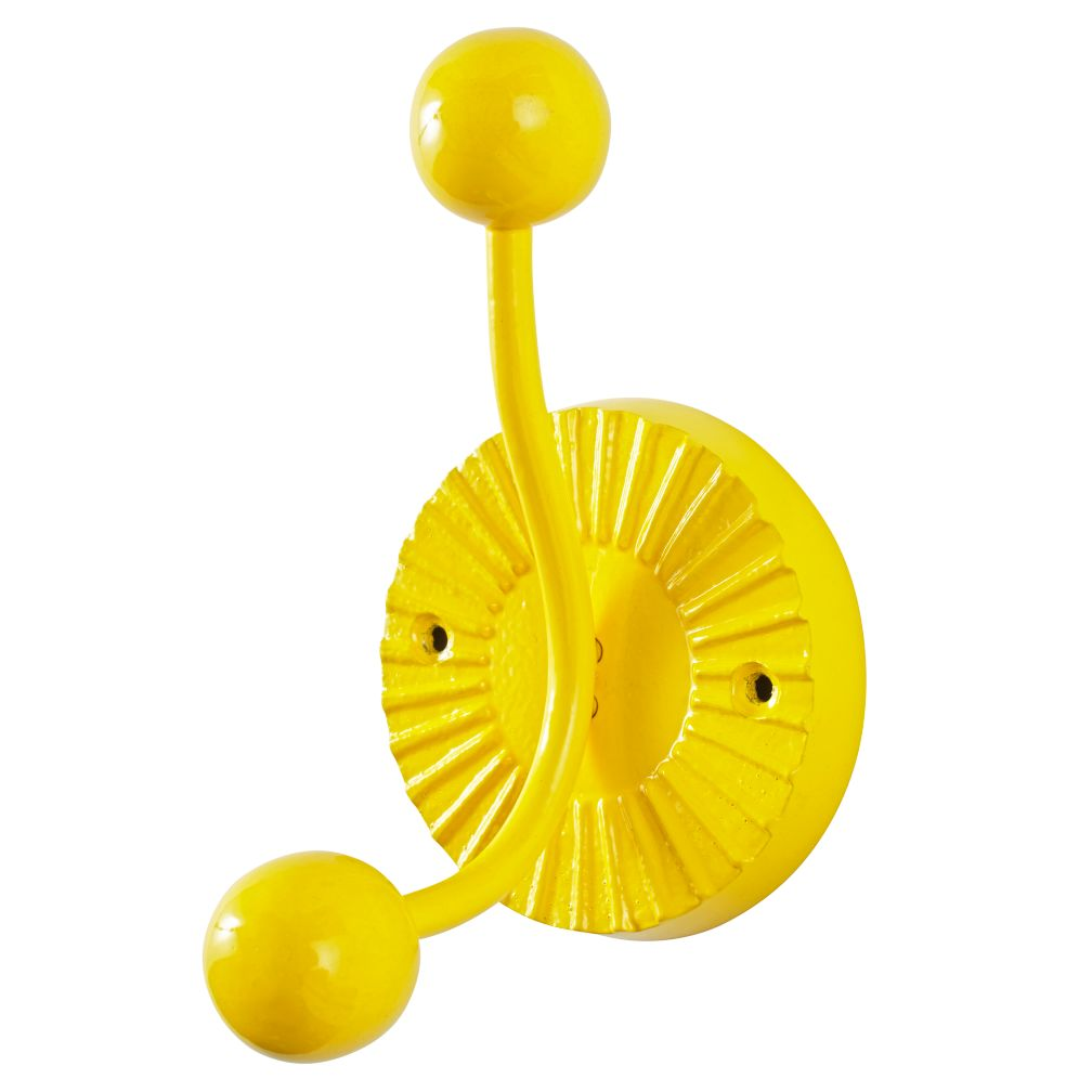 Pick a Color Wall Hook (Yellow)