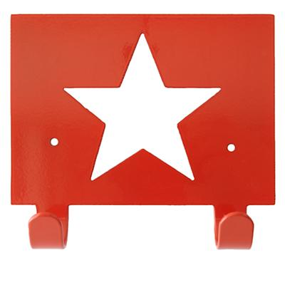 Red Star Wall Hook