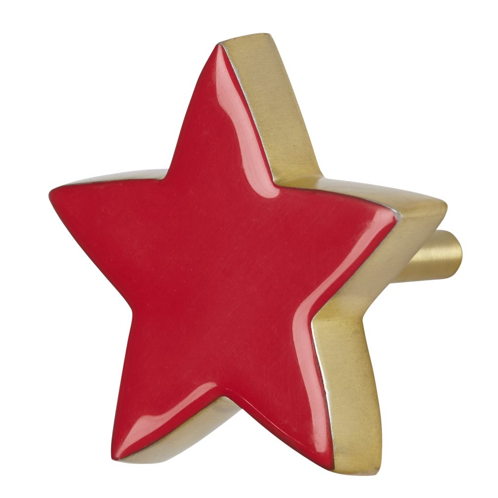 Twinkle Twinkle Wall Hook (Red)