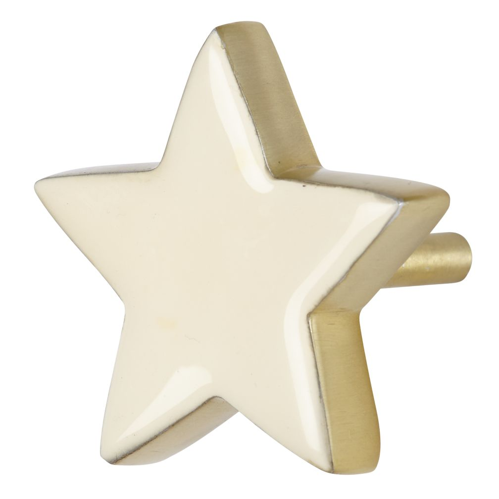 Twinkle Twinkle Wall Hook (White)