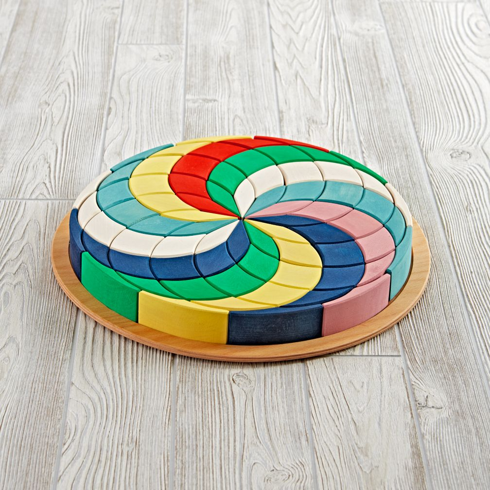 Spiral Puzzle