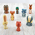 Camping Buddies Set of 8