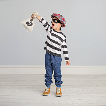 Bandit Dress Up Kids Costume - Small Disguise the Limit Bandit Dress-Up