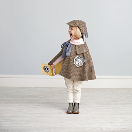 Detective Dress Up Kids Costume - Disguise the Limit Detective Dress-Up