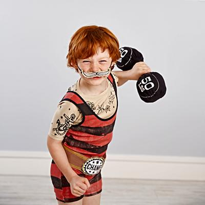 Disguise the Limit Dress-Up (Weightlifter)