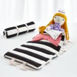 Doll-Size Candy Bow Sleeping Bag