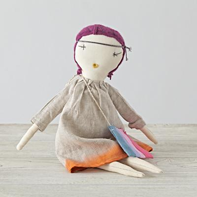 Ajita Pixie Doll by Jess Brown