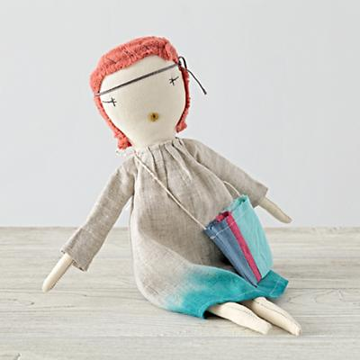 Anna Pixie Doll by Jess Brown