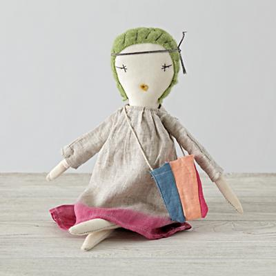 Chloe Pixie Doll by Jess Brown
