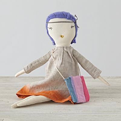 Clover Pixie Doll by Jess Brown