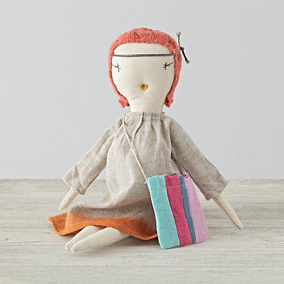 Ingrid Pixie Doll by Jess Brown