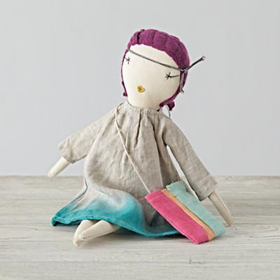 Jazz Pixie Doll by Jess Brown