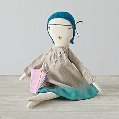 Julia Pixie Doll by Jess Brown
