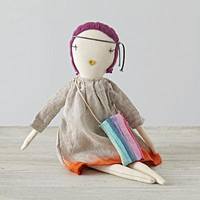 June Pixie Doll by Jess Brown