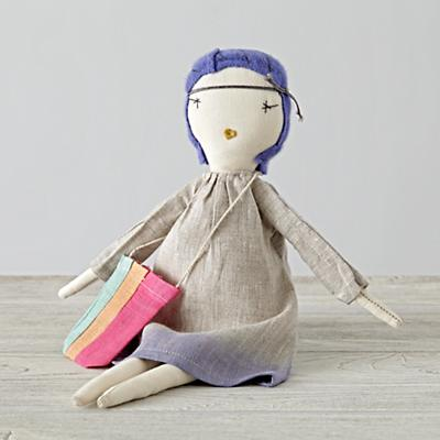 Layla Pixie Doll by Jess Brown