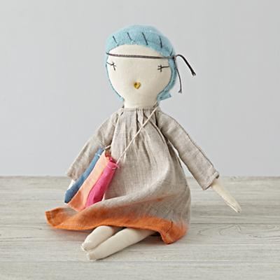Madeline Pixie Doll by Jess Brown