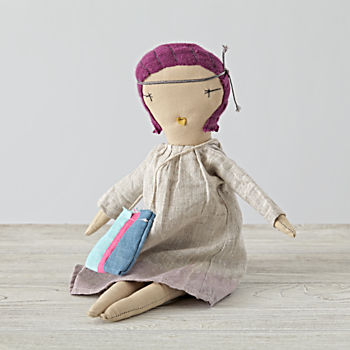 Marigold Pixie Doll by Jess Brown