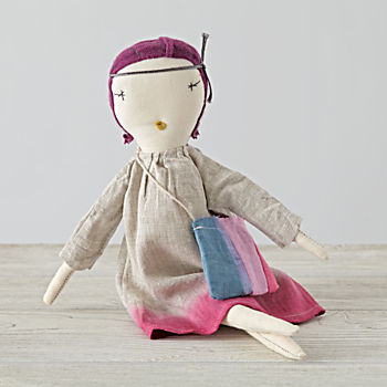Perry Pixie Doll by Jess Brown