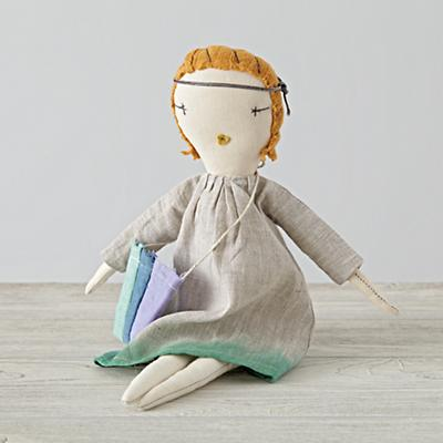 Poppy Pixie Doll by Jess Brown