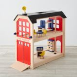Everything but the Dalmatian Fire Station
