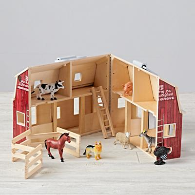 Fold n' Go Farmhouse