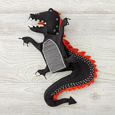 Dragon Medieval Hand Puppet