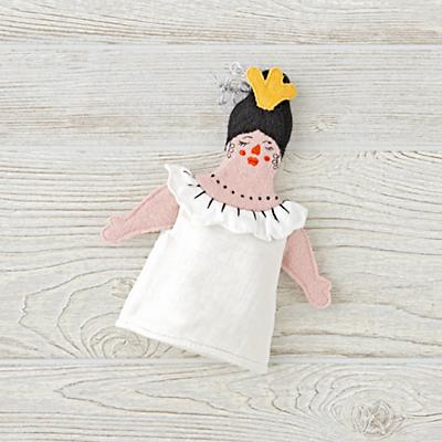 Medieval Queen Hand Puppet
