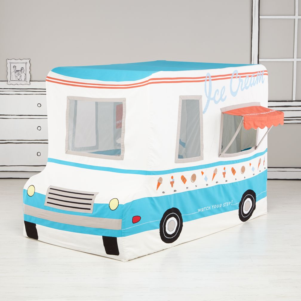 Freezy Dream Ice Cream Truck Tent
