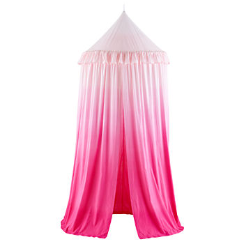 Home Sweet Play Home Canopy (Pink Ombre)
