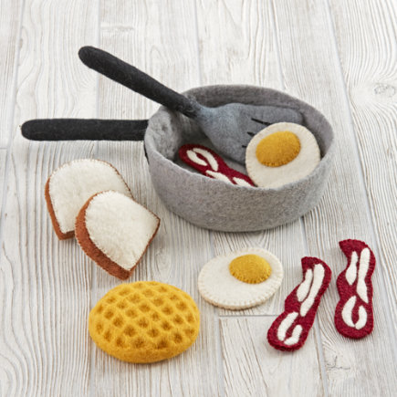 - Over Easy Breakfast Set