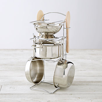 Pots and Pans (Set of 8)
