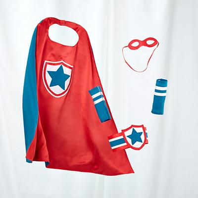 Super Sidekick Costume (Red Star)