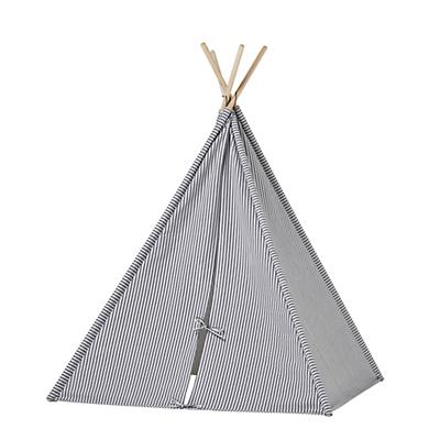 Blue Stripe Teepee