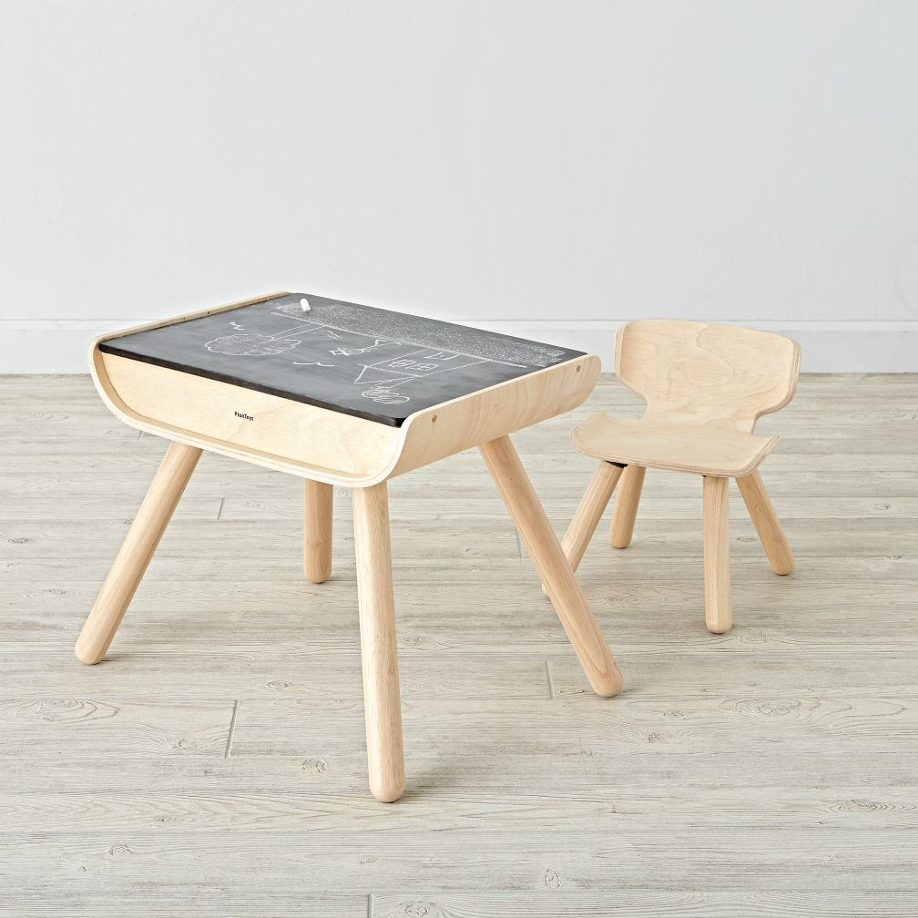 Toddler Desk And Chair Set The Land Of Nod