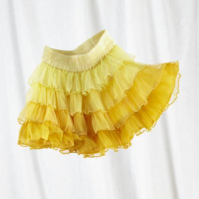 Blended Tutu (Yellow)
