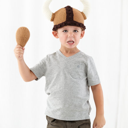 Viking Dress Up Costume - Small Plunder Viking Costume
