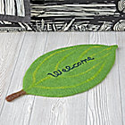 Welcome/Go Away Mat.