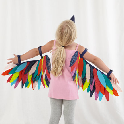 Bird Wild Wings Dress Up Set