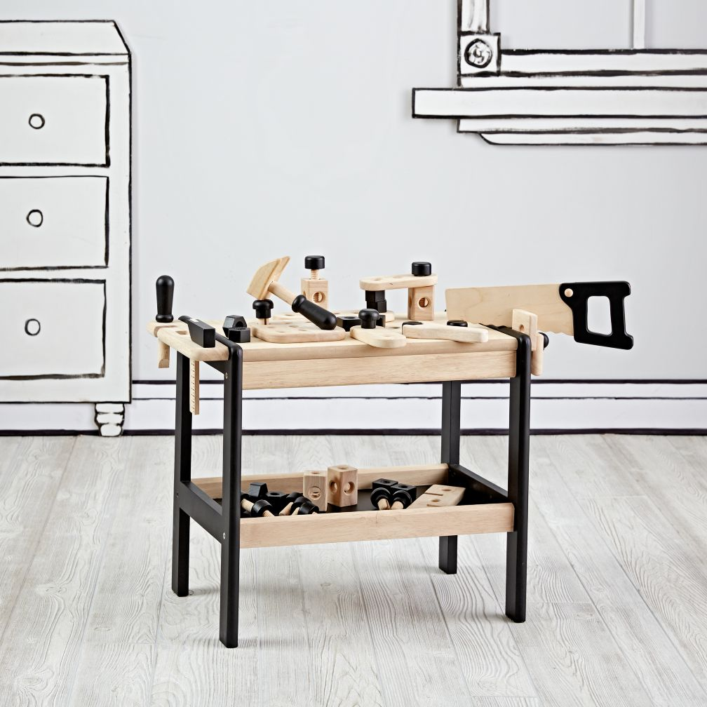 Kids Toy Workbench The Land Of Nod