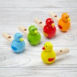 Wooden Bird Whistle (Assorted)