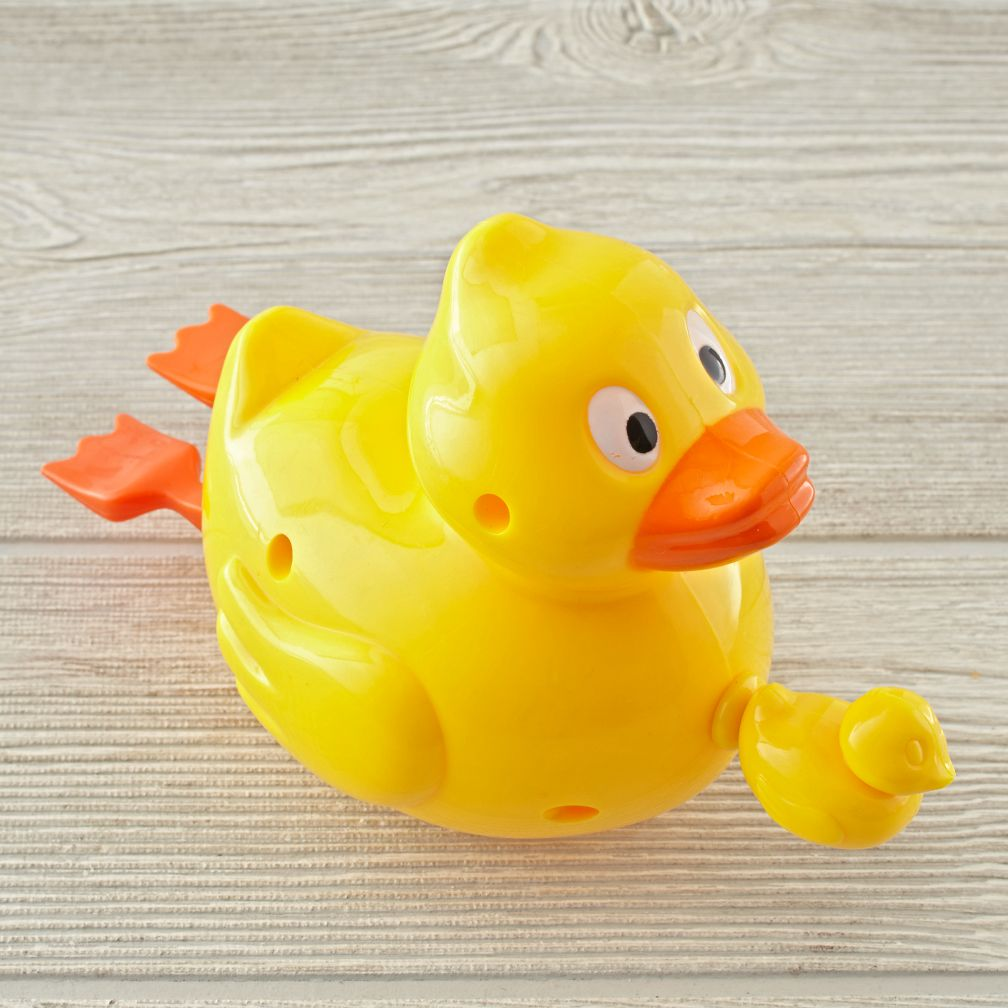 Duck Bath Toy The Land Of Nod