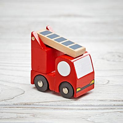 Toy Vehicle (Fire Truck)