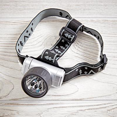 Light The Way LED Head Lamp