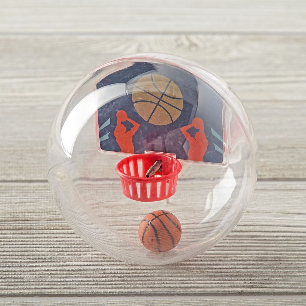 Light & Sound Mini Basketball