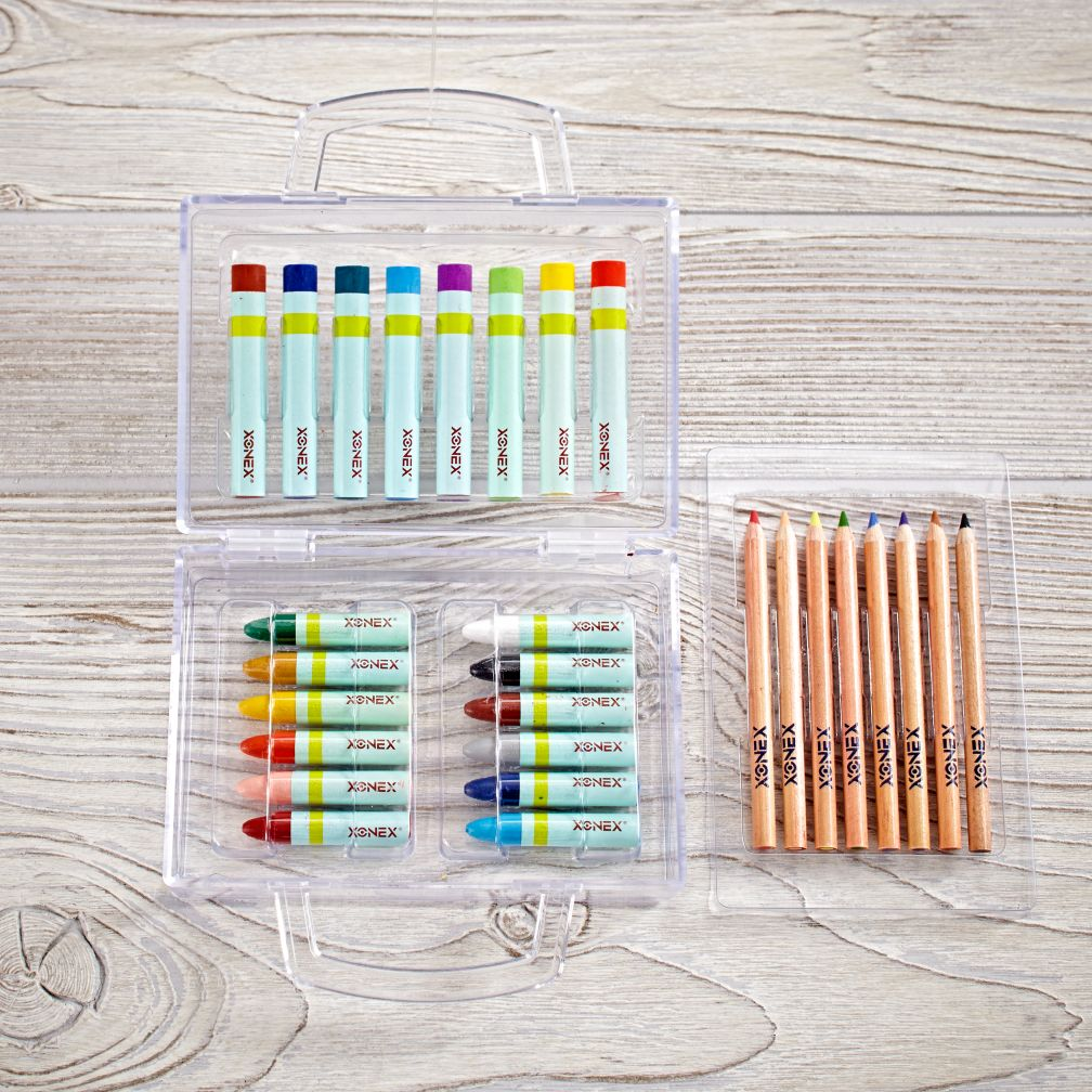 Mini Art Suitcase