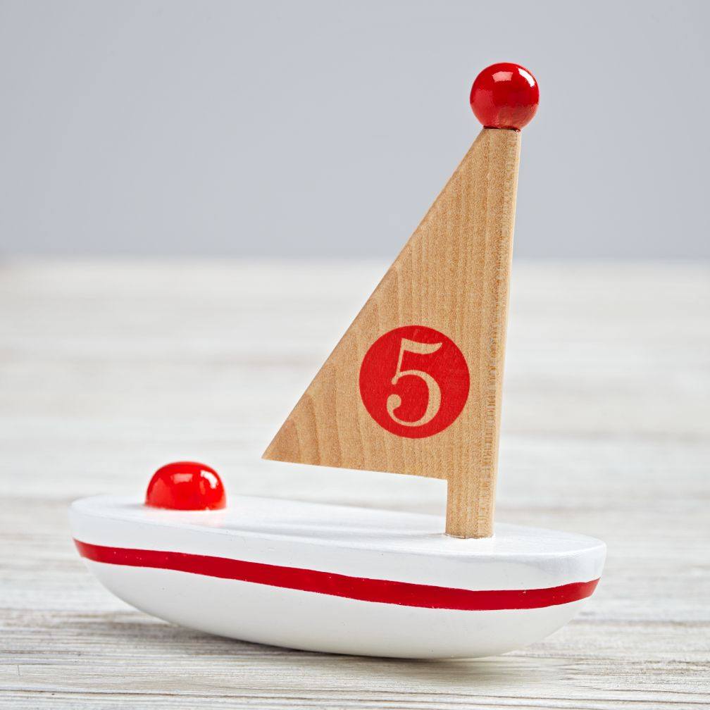 Nautical Boat (White)