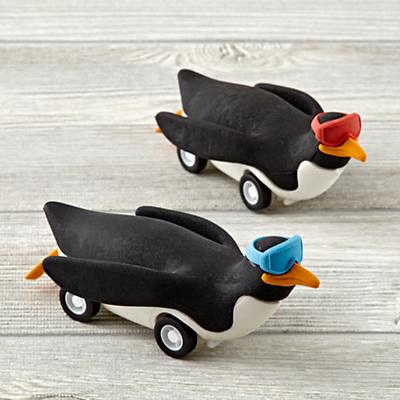 Racing Penguins